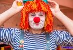 Клоун Коржик на детский день рождения