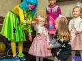 Клоун Веснушка на День рождения