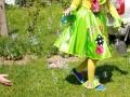День рождения с клоуном Веснушкой за городом