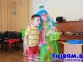 Клоун Веснушка на дне рождения у Максима