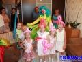 Клоун Веснушка на день рождения у Тони