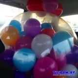 как сделать шар-сюрприз