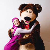 Маша и Медведь Аниматор в Минске