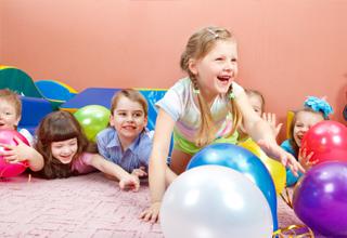Оформление детских праздников воздушными шариками