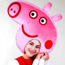 Аниматор Свинка Пеппа