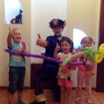 день рождения Щенячий патруль