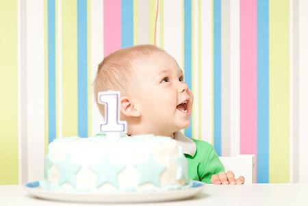 День рождения мальчика - 1 год. Как праздновать?