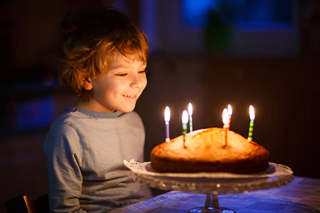 5 лет ребенку. Как и где отпраздновать?