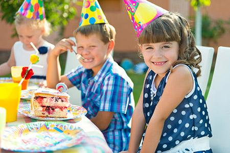 Как и где отметить день рождения ребенка - празднуем дома