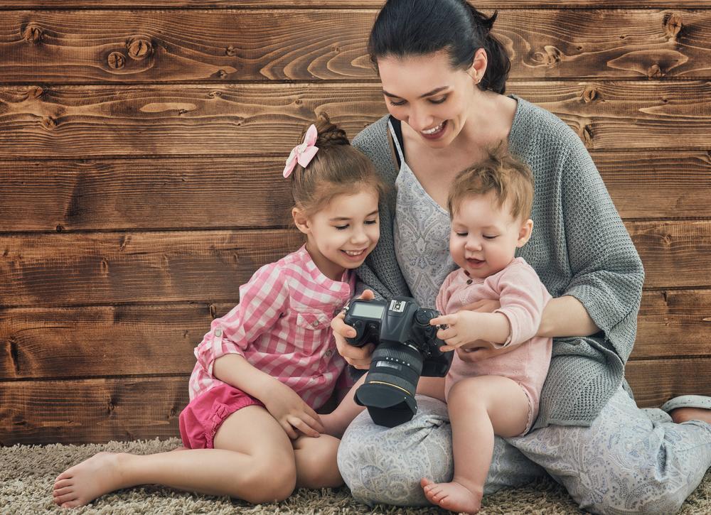 Детский фотограф - 8 советов по фотосъемке