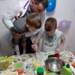 Научное шоу для детей Минск