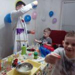 Химическое шоу для детей в Минске