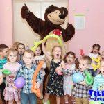 Аниматор Маша и медведь для детей
