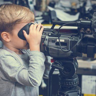 Видеооператор на детский праздник в Минске