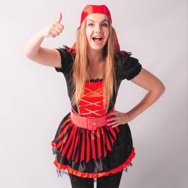 Пиратка Мэри